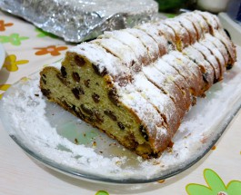 Christstollen selber backen